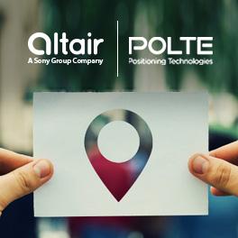Polte and Altair logo