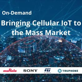 on demand cellular iot