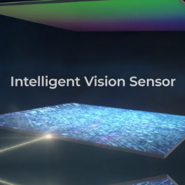 sony vision sensor